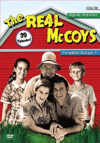 The Real McCoys Season 4