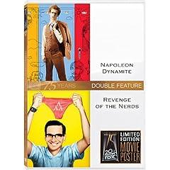 Napoleon Dynamite/Revenge Of The Nerds