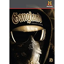 Gangland: Complete Season 5