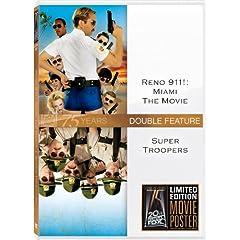 Reno 911: Miami/Super Troopers