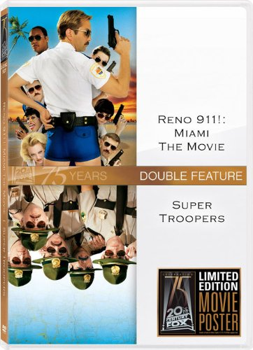 Reno 911: Miami: The Movie / Super Troopers