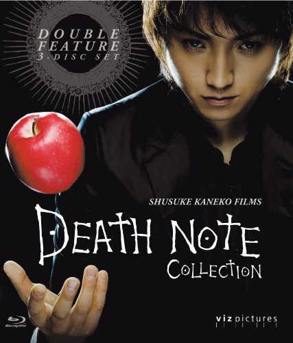 Death Note Collection (Death Note / Death Note II: The Last Name) [Blu-ray]