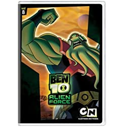 Ben 10 Alien Force, Vol. 8