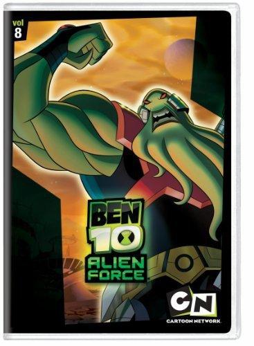 Ben 10 Alien Force, Vol. 8