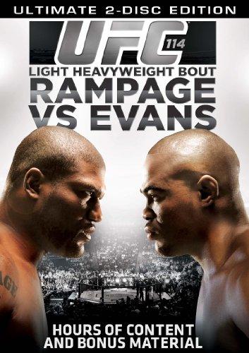 UFC 114: Rampage v. Evans