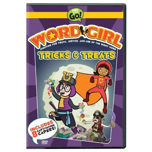 Word Girl: Tobey's Tricks and Treats