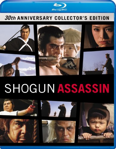 Shogun Assassin (30th Anniversary Collector's Edition) [Blu-ray]
