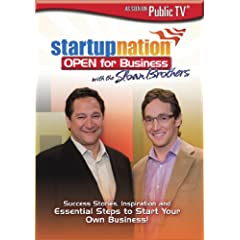 Startupnation: Open for Business With Sloan Bros