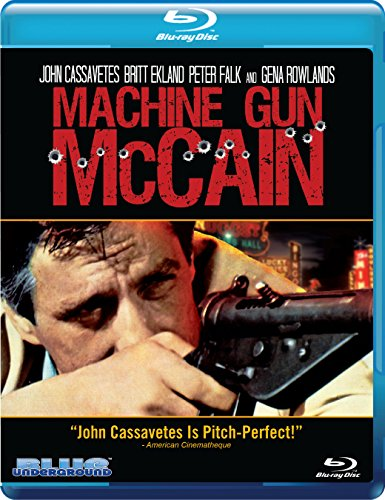 Machine Gun McCain [Blu-ray]