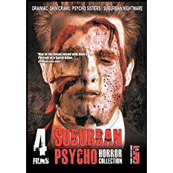 Suburban Psycho: Horror Collection