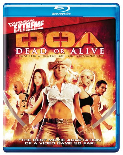 DOA: Dead or Alive [Blu-ray]