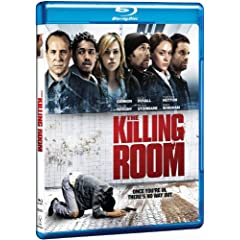 The Killing Room [Blu-ray]
