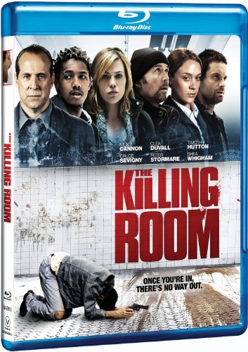 The Killing Room [Blu-ray]