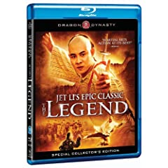 The Legend of Fong Sai Yuk [Blu-ray]