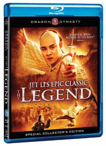 The Legend of Fong Sai Yuk [Blu-ray]