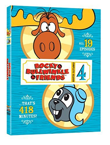 Rocky & Bullwinkle & Friends: Season Four