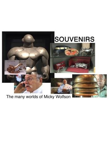 Souvenirs - The many worlds of Micky Wolfson