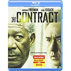 The Contract (2 Disc Edition) [Blu-ray + DVD]