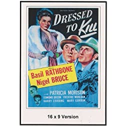 Dressed To Kill 16x9 Widescreen T.V.