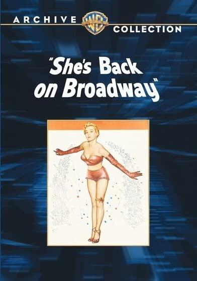 She's Back on Broadway