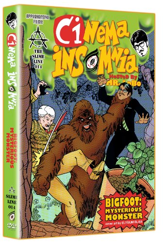 Bigfoot: Mysterious Monster (Cinema Insomnia Slime Line)