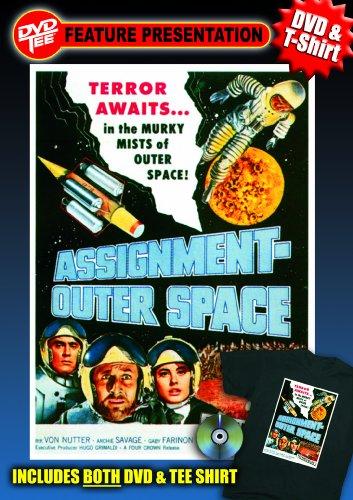 Assignment: Outer Space DVDTee (XL)
