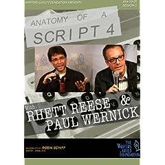 Anatomy of a Script 4 - Rhett Reese & Paul Wernick
