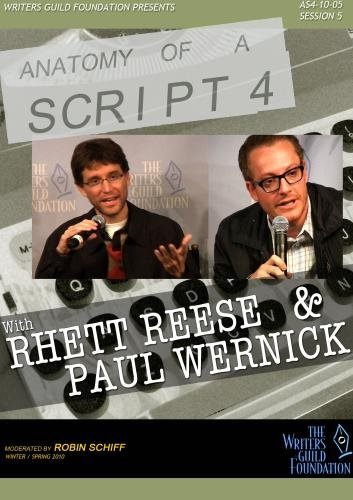 Anatomy of a Script 4 - Rhett Reese & Paul Wernick