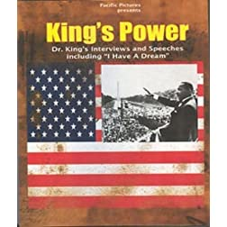 Dr. King's Power - I Have a Dream on DVD