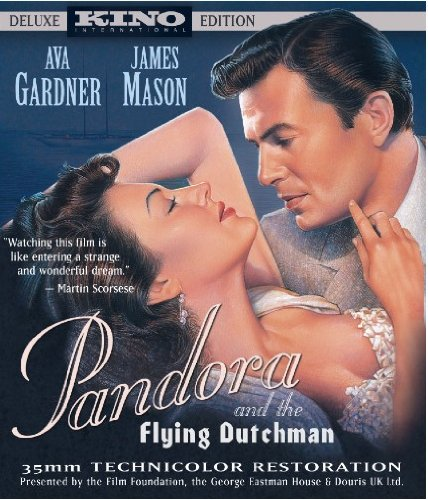 Pandora and the Flying Dutchman [Blu-ray]