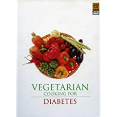 Vegetarian Cooking For Diabetes (4 Healthy Recipes for Fitness of Sugar Patients DVD)