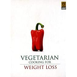 Vegetarian Cooking For Weight Loss (4 Healthy Recipes to Reduce - Fitness DVD)