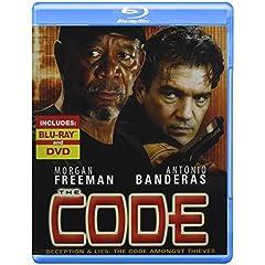 Code (2pc) (W/Dvd) [Blu-ray]