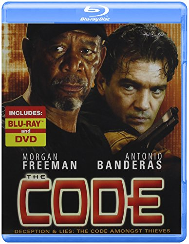 Code (2pc) (W/Dvd) [Blu-ray]
