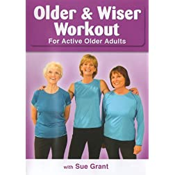 Older & Wiser Workout for Active Older Adults