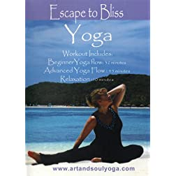 Art & Soul Yoga: Escape to Bliss With Faye Rose