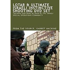 Lotar & Ultimate Israeli Instinctive Shooting DVD SET