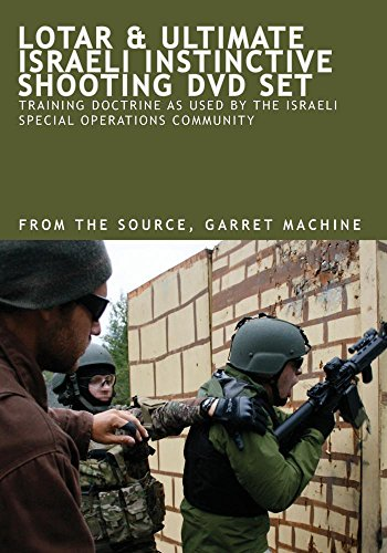 Lotar & Ultimate Israeli Instinctive Shooting DVD SET