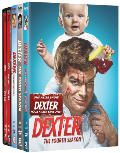 Dexter: Seasons One-Four