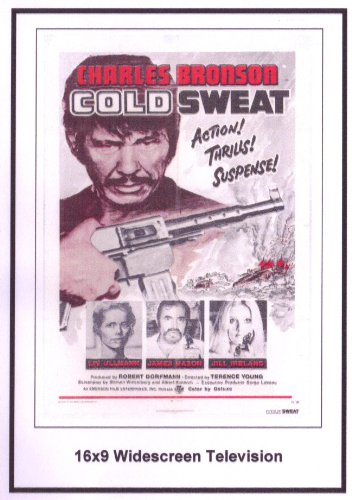 Cold Sweat Threatical Widescreen