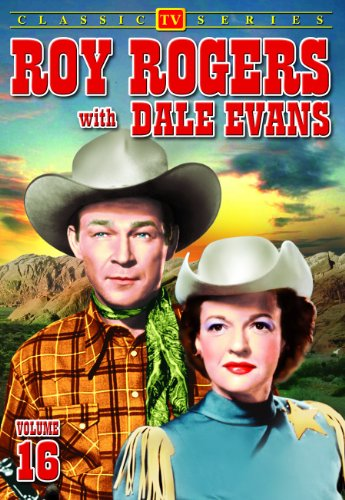 Roy Rogers with Dale Evans Vol 16