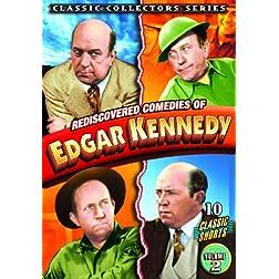 Kennedy, Edgar - Rediscovered Comedies of Edgar Kennedy, Volume 2