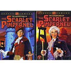 Adventures of The Scarlet Pimpernel Vol 1 & 2