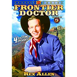 Frontier Doctor Vol 5