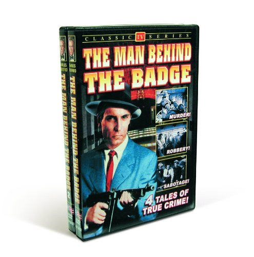 Man Behind The Badge, Volumes 1 & 2 (2-DVD)