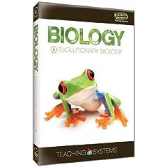 Teaching Systems Biology Module 4: Evolutionary Biology