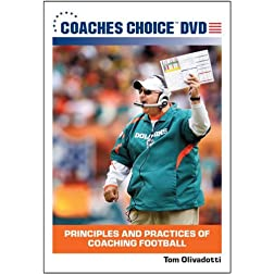 Principles and Practices of Coaching Football