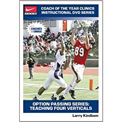 Option Passing Series: Teaching Four Verticals