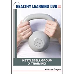 Kettlebell Group X Training