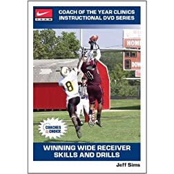Winning Wide Receiver Skills and Drills